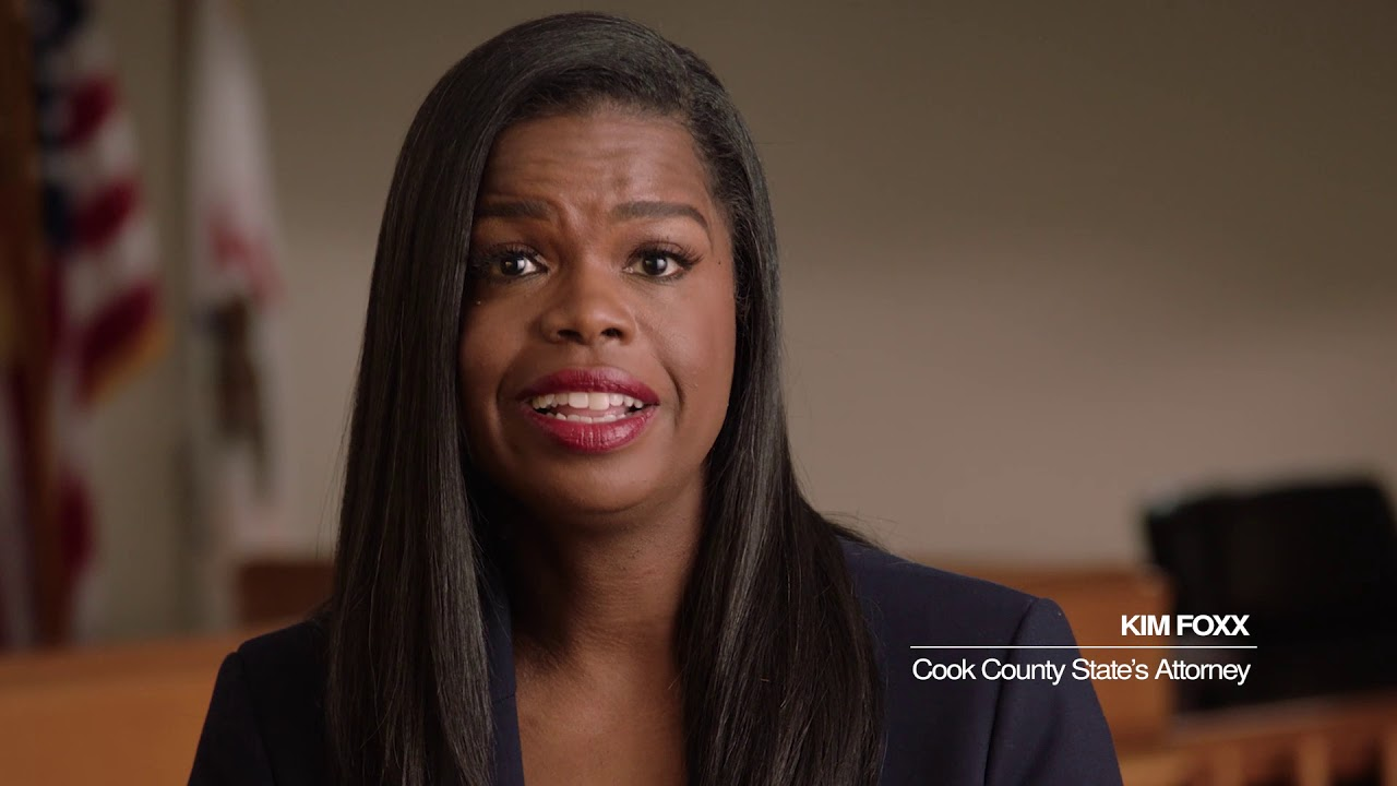 Kim Foxx Owns Not Handing Smollett Well And Is Running For Re-Election