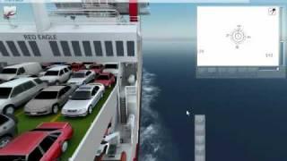 Ships in Ship Simulator 2008