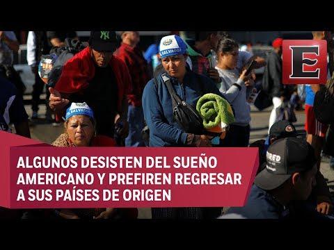 Lo Que Debes Saber - Tijuana arranca programa de repatriación de migrantes