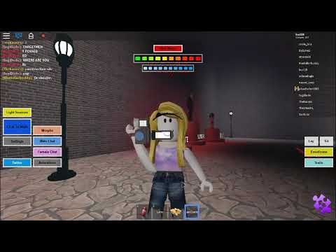 Code For Roblox Slender Man Revenge Camera Codes Slender Man S Revenge Reborn Clarisse A R M Y Youtube
