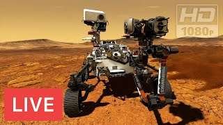 WATCH NOW: NASA's Perseverance Rover lands on Mars @replay