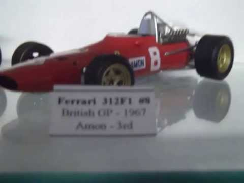 Ferrari F1 History (183) Collectors' Models