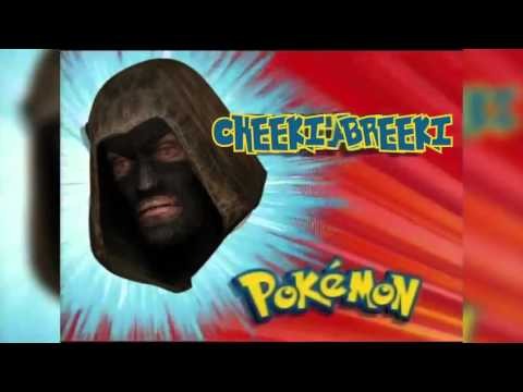 Who is that pokemon cheeki breeki edition