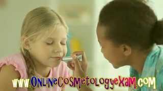 Cosmetology Written  Exam Practice