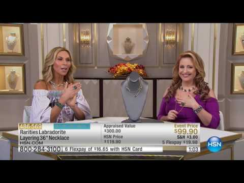 HSN | Rarities Fine Jewelry with Carol Brodie 09.11.2016 - 02 AM