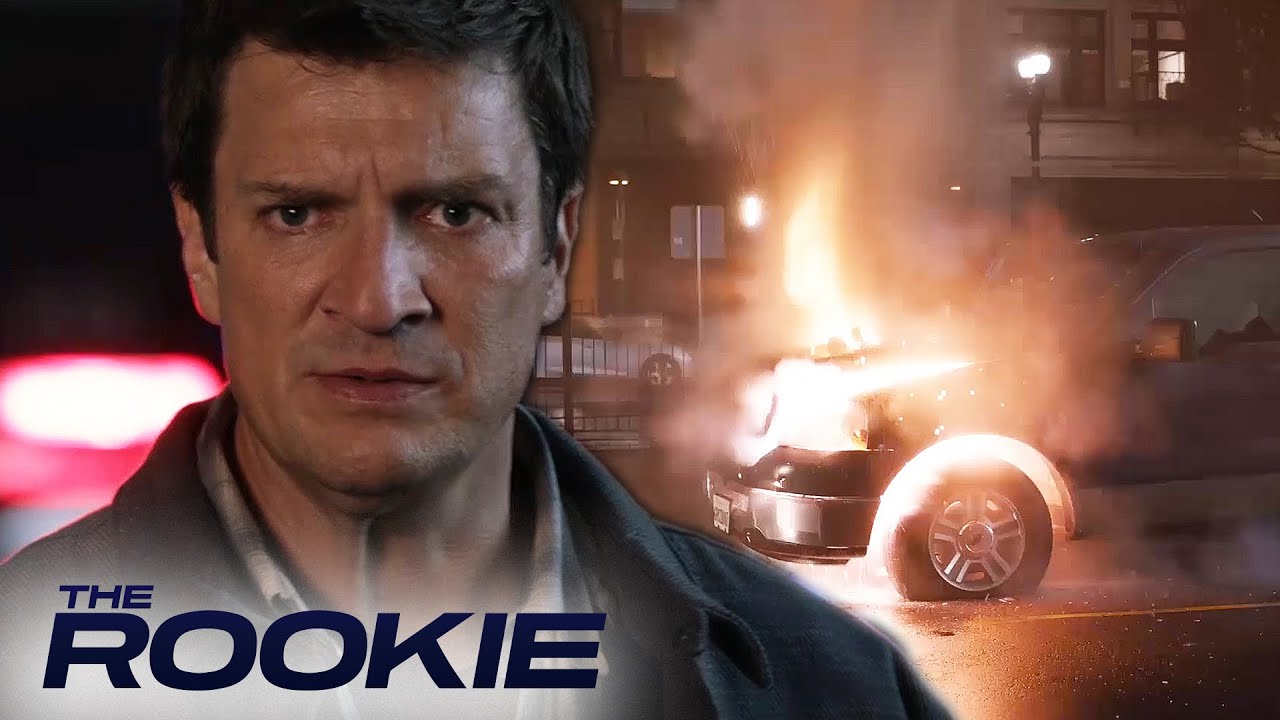 Download A Hit is Put On Nolan!   The Rookie