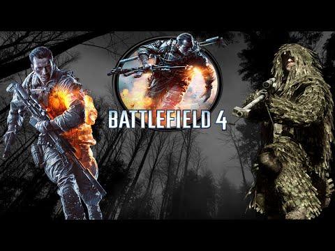 Battlefield 4: Sniping (Long Time seen played) Still the Best