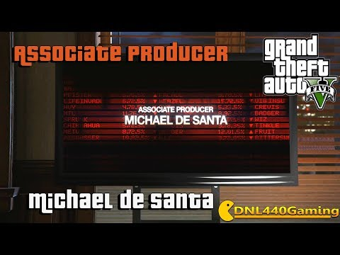 GTA 5 - Associate Producer: Michael de Santa - Mission 61
