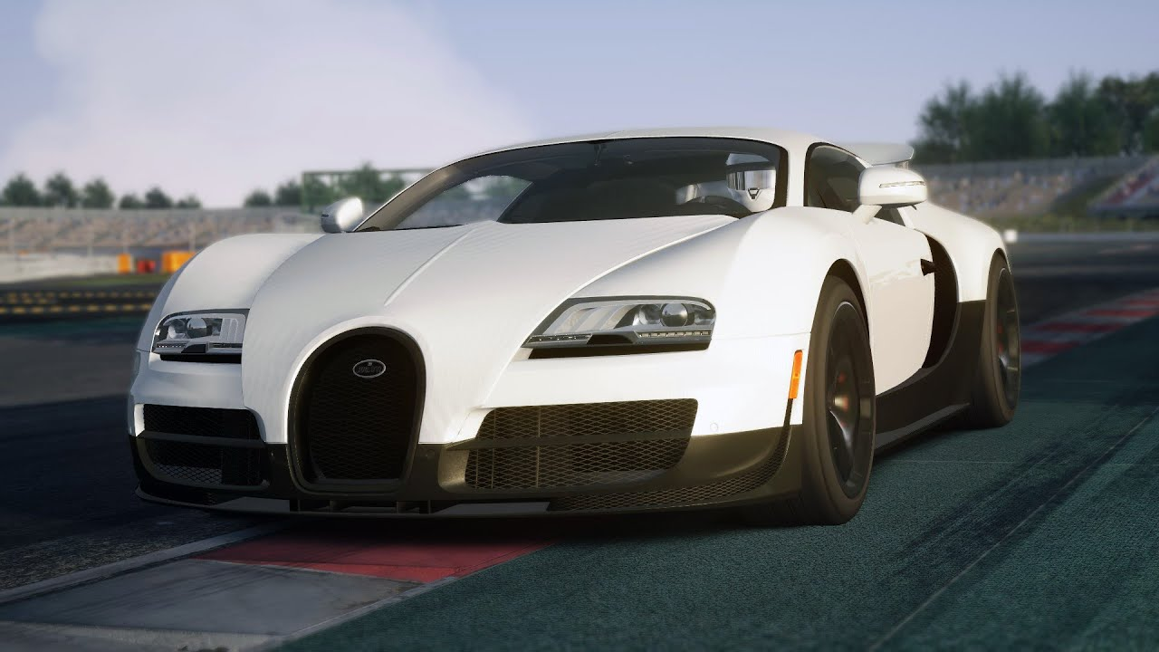 Assetto Corsa Bugatti Veyron Super Sport Download Youtube
