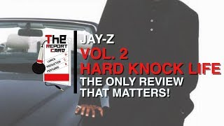Jay-Z Vol 2 Hard Knock Life Album Review