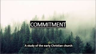 Godly Commitment of Learning: 2 Timothy 3
