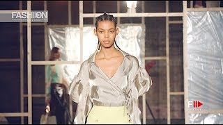 REJINA PYO Fall 2019 London - Fashion Channel