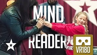 Mind Reading MAGICIAN ISSY SIMPSON From Britain