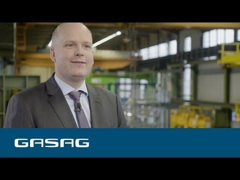 170 Jahre GASAG   Grußwort Von Jan-Marc Lischka (Siemens Gasturbinenwerk Berlin)