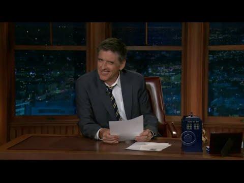 Late Late Show with Craig Ferguson 2/2/2011 Jim Parsons