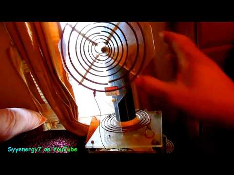 Lakhovsky MWO {Tesla Coil) after 4 years use