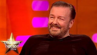 How Ricky Gervais Keeps Out Of Trouble When Hosting   The Graham Norton Show