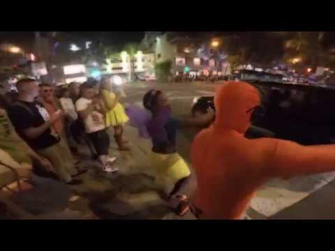 Orange Man (DJ Sidney Perry)