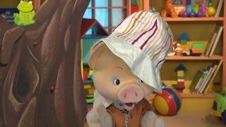 СПОКОЙНОЙ НОЧИ, МАЛЫШИ! - Где уши у комара - Веселые мультики для малышей (Марин и его друзья)