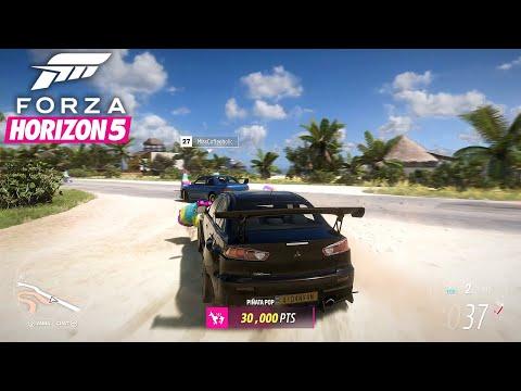 Forza Horizon 5 Gameplay Reveal!