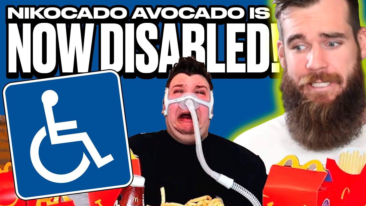 Nikacado Avocado is Now Disabled