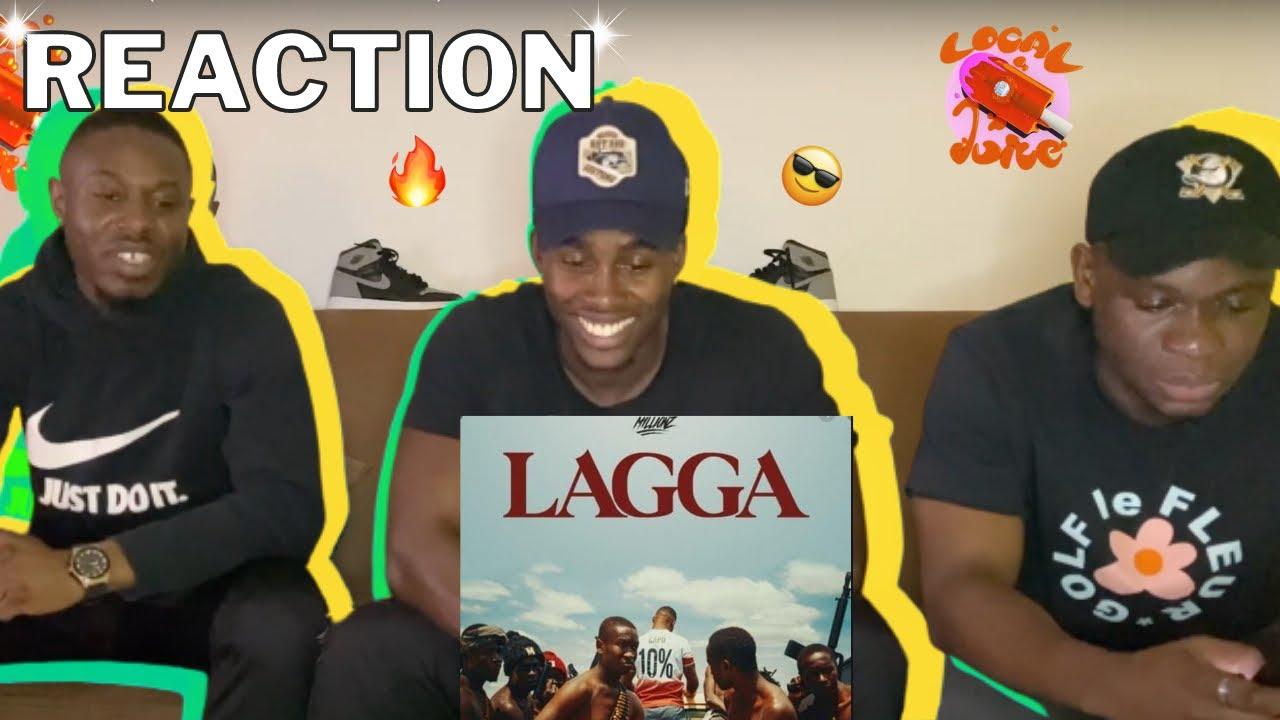 Download M1LLIONZ - LAGGA (OFFICIAL MUSIC VIDEO)REACTION #UK #M1LLIONZ #LAGGA