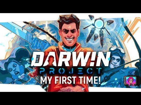 """""""The Darwin Project"""" New Gameshow BattleRoyale 