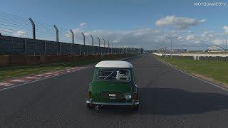 Gran Turismo Sport - Mini-Cooper 'S' '65 Gameplay [PS4 Pro]