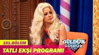 Güldür Güldür Show 101.Bölüm - Tatlı Ekşi Programı