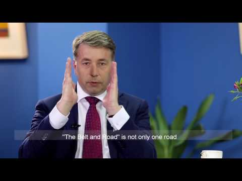 Yicai interviews Mr.Uldis Augulis, Minister for Transport, Latvia (8/13)