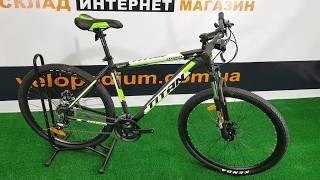 Обзор на велосипед Titan Indigo 27.5 2019