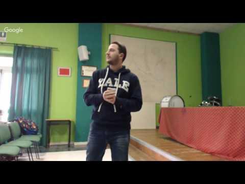 Jacopo Mele al Liceo di Ceccano digital life coach