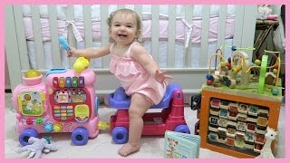 TOP 3 FAVORITE BABY GIRL TOYS!