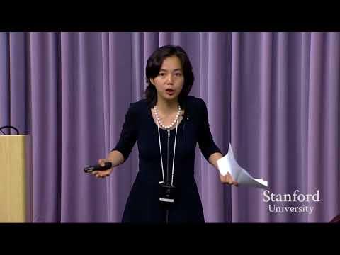 Stanford Engineering's Fei Fei Li explores visual intelligence in computers