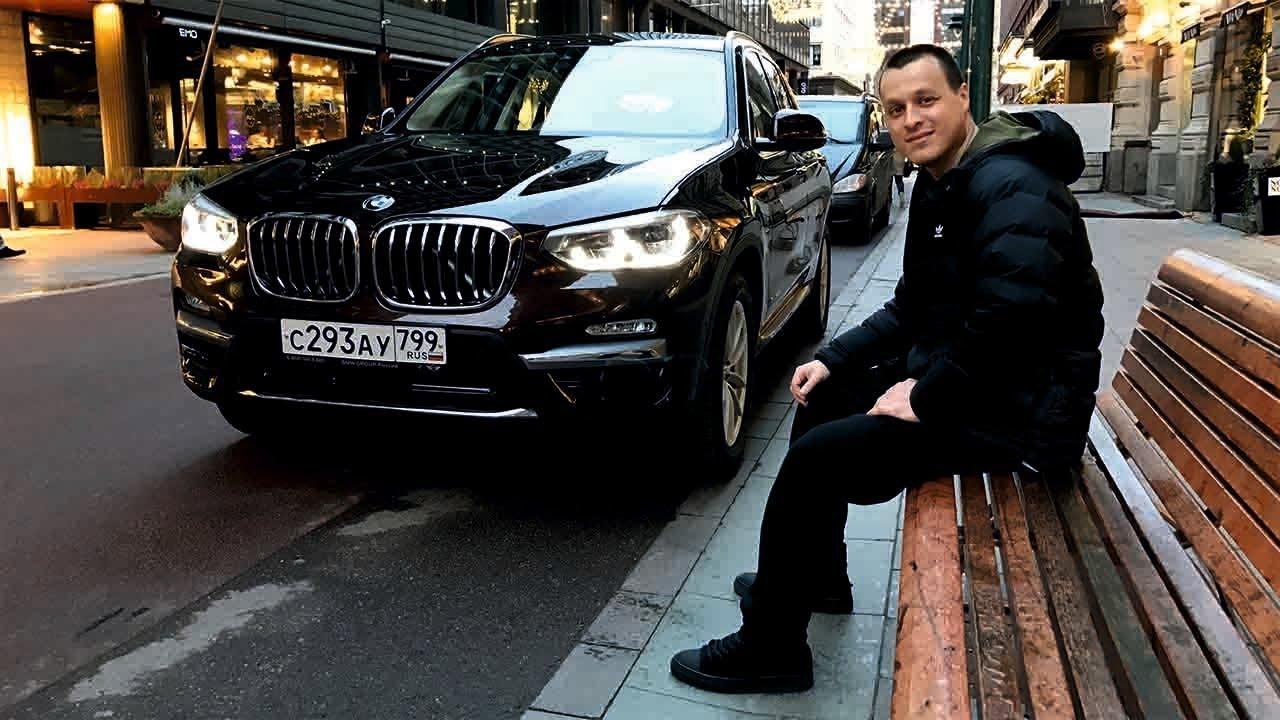 Новый BMW X3 и 6GT