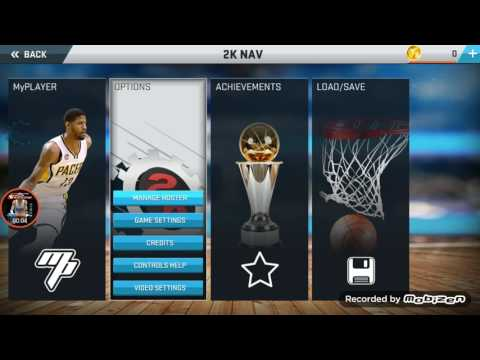 How to modify/alternate jersey in nba2k17 for android