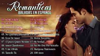 Música romántica para trabajar y concentrarse 💘 Las Mejores Canciones romanticas en Español 2019