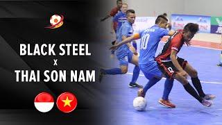 Highlight: Black Steel Indonesia vs Thai Son Nam (2-7) : AFF Futsal Club 2016