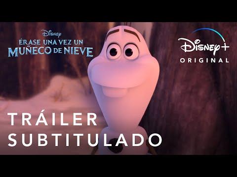 Érase una vez un Muñeco de Nieve   Tráiler Oficial Subtitulado   Disney+