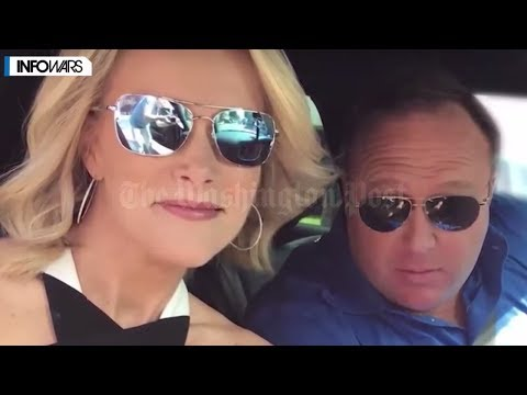Alex Jones goes to war with Megyn Kelly