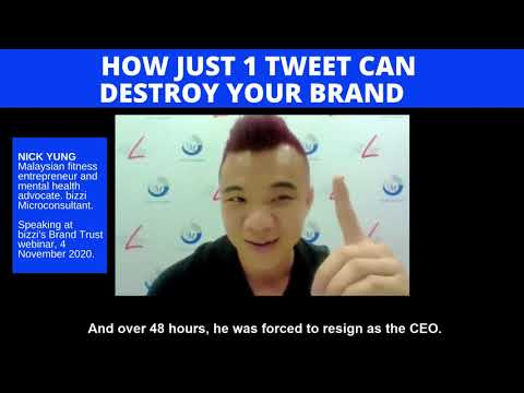 HOW JUST 1 TWEET CAN DESTROY YOUR BUSINESS