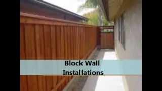 Tarzana Fence Company 818- 284- 4421   Fence Installation & Repairs   Custom Fence Design   Iron