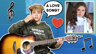I Wrote A Song For My EX GIRLFRIEND... | Gavin Magnus