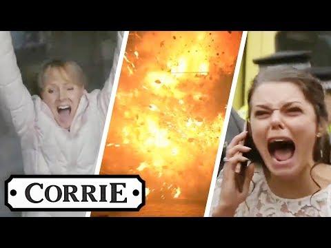Worst Underworld Factory Disasters | Coronation Street