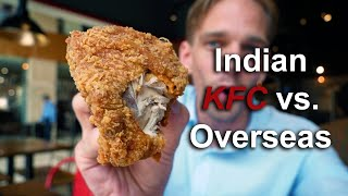 Everything Wrong with KFC in India