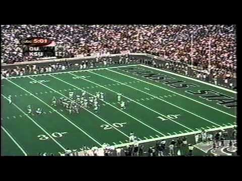 #8 Oklahoma Sooners at #3 Kansas State Wildcats - 2000