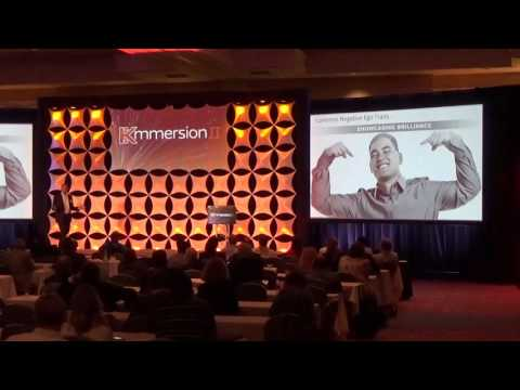 Peter Gibson Presents on Leadership, Ego, and Humility at Kmmersion II