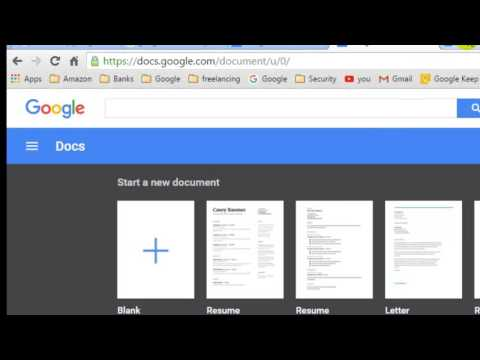 How To Restore The Deleted Document In Google Docs