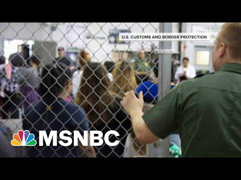 VP Harris Makes First Official Border Trip To El Paso, Texas | MSNBC
