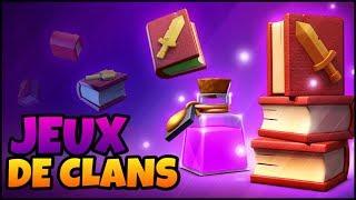 Je récupère les récompenses des jeux de clans ! ( Clash of Clans FR )